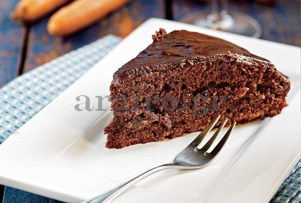 Καρυδόπιτα με σοκολάτα (Το Πρωινό 19.02.14)