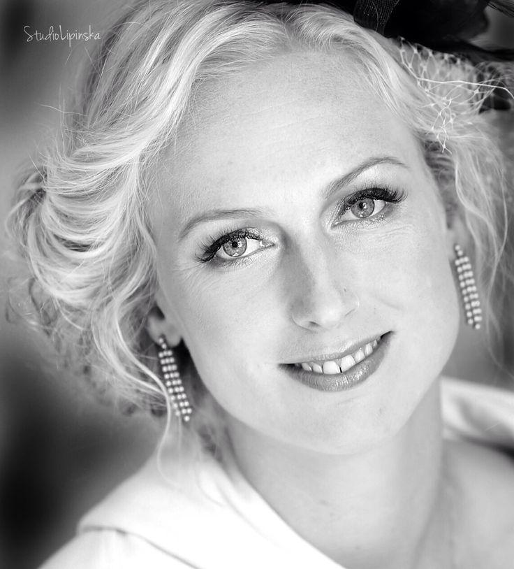 Portret ,sesja zdjęciowa - makijaż, fotografia Dorota Lipinska
