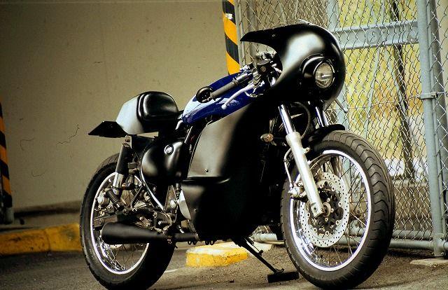 Kawasaki Estrella 250 by AN-BU custom      A YouTube walk around video can be found here  Like us on FB