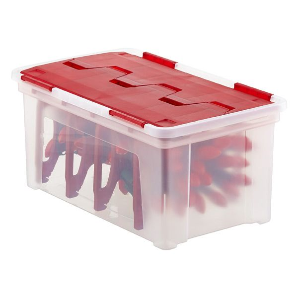 Christmas Tree Storage Box Rubbermaid Interesting 65 Best Organizational Tools Images On Pinterest  Container Shop Review