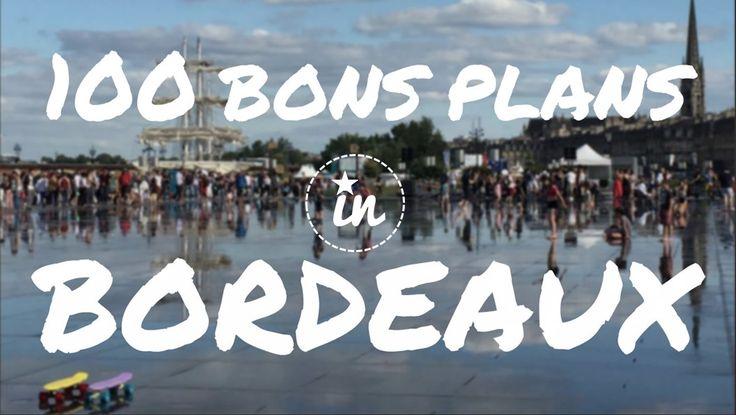 Que faire à Bordeaux ? 100 idées d'activités, sorties, visites pour préparer son séjour ou son installation à Bordeaux.