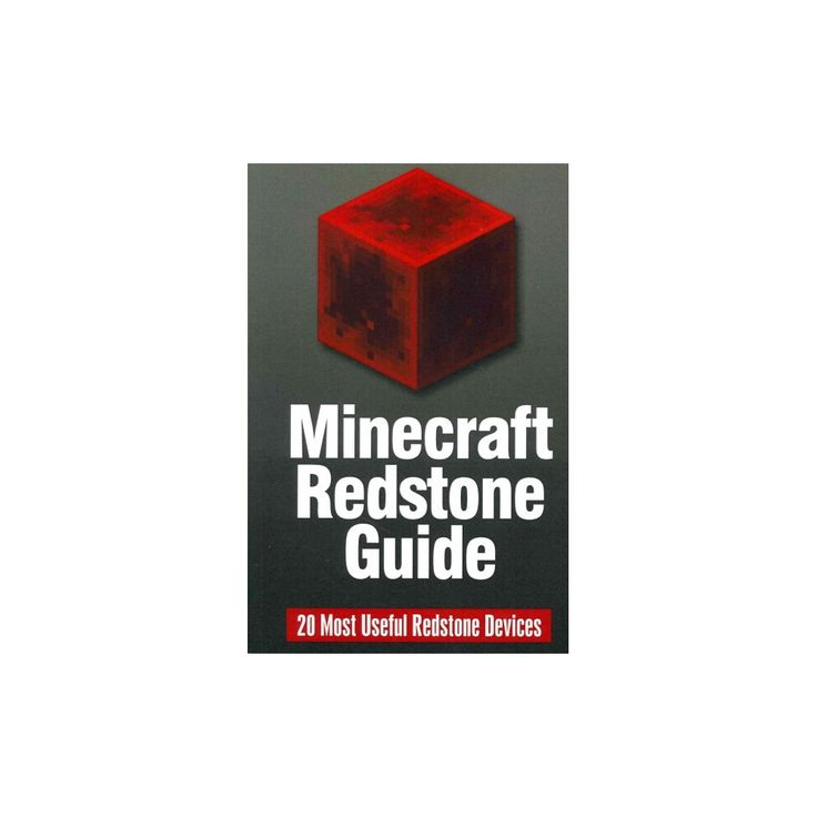 Minecraft Redstone Guide (Paperback)