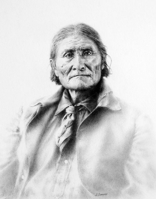 Geronimo, via Flickr.  ~~Come to Southeastern Arizona and stay at the Hummingbird Ranch Vacation House in Pearce AZ and learn more about the Apache history. http://vacationhomerentals.com/68121 See where Geronimo & Cochise once lived in The Sulphur Springs Valley.  520-265-3079