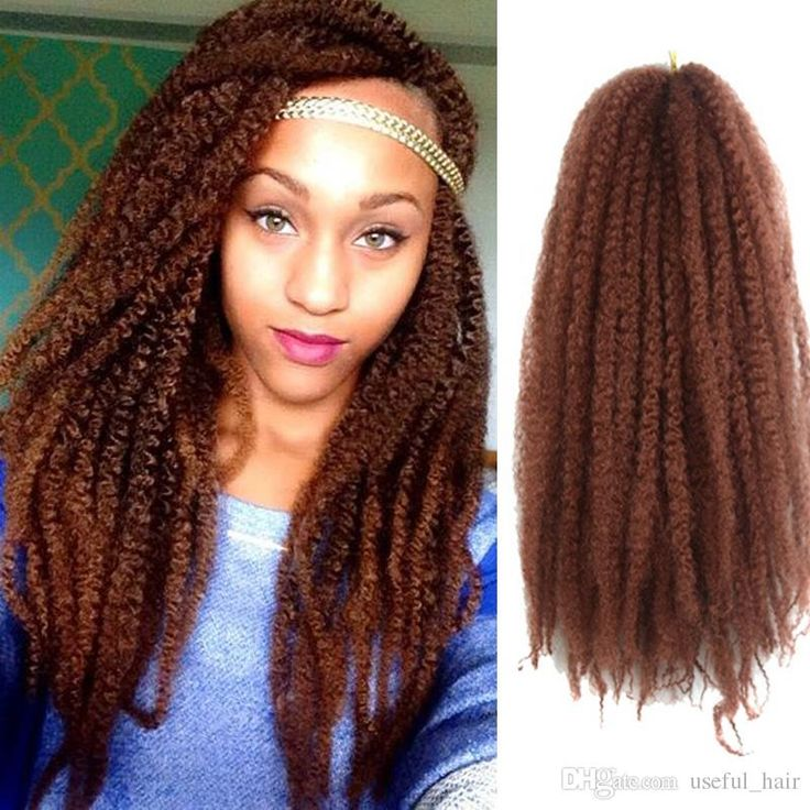 76 best Afor Kinky Marley Twist synthetic hair images on ...