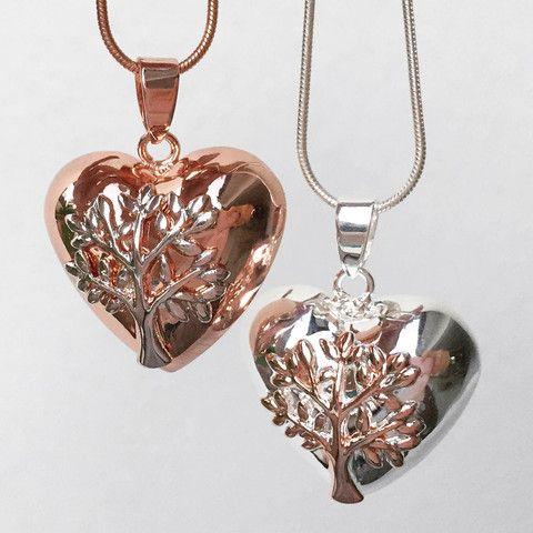 Family Tree Harmony Necklace – Hotsy Totsy