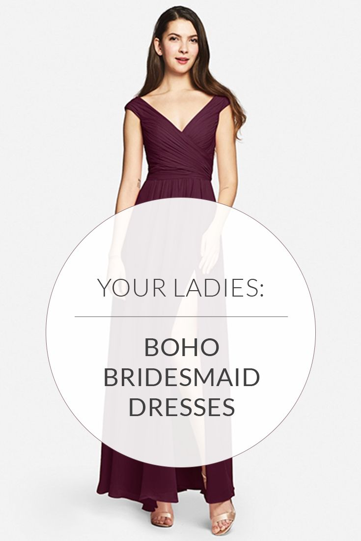 Best 25 bohemian bridesmaid dresses ideas on pinterest bohemian bohemian bridesmaid dresses ombrellifo Gallery