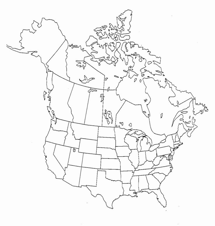 Us Map Coloring Page Online