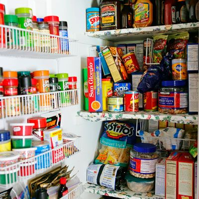 What's in your pantry or cupboard? Find one item that you think contains GMOs and search out a replacement.