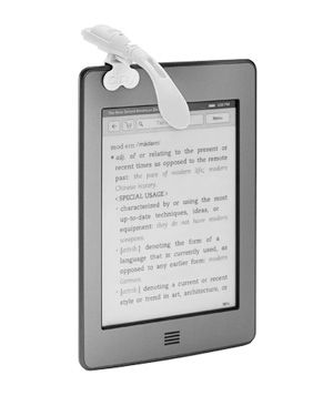 Kindle Book Light