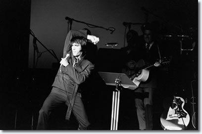 Opening Night, July 31, 1969 International Hotel, Las Vegas.