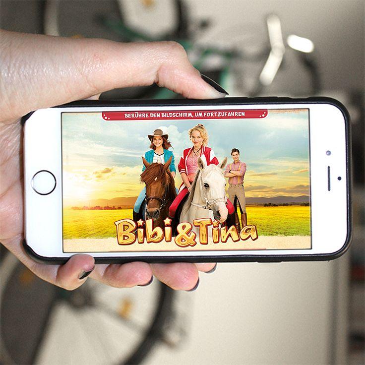 Bibi&Tina_Mobile-Game zum Kinofilm 2014