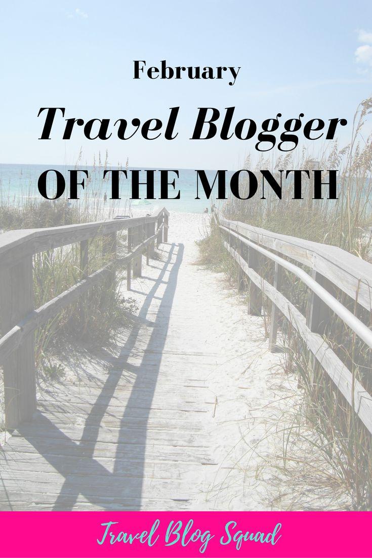 February Travel Blogger of the Month - Maegan — Travel Blog Squad