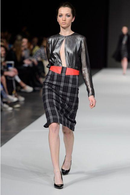 #AleksandraKmiecik #BoutiqueLaMode.com #sezon jesień/zima2014/2015 #sukienka