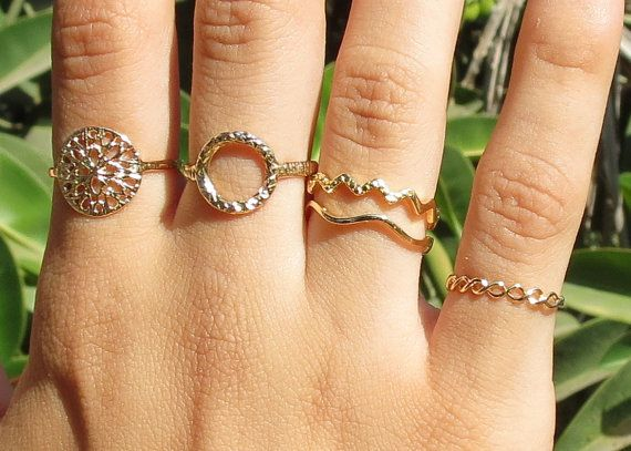 how to make a braided wire ring