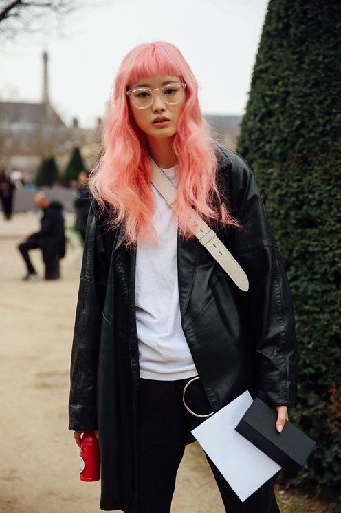 FERNANDA - A Parigi è iniziata la Settimana della Moda, e tutte le top ev- March 2017