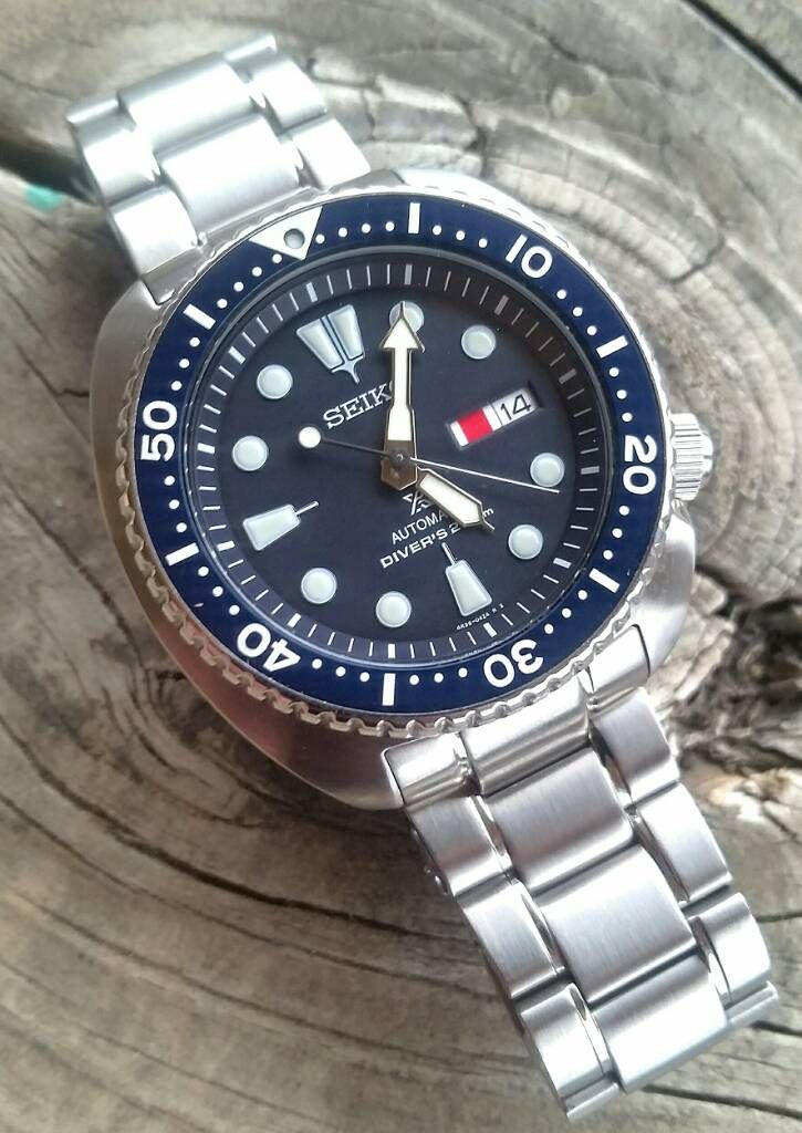 Seiko Srp773 Blue Turtle Watch Out Pinterest