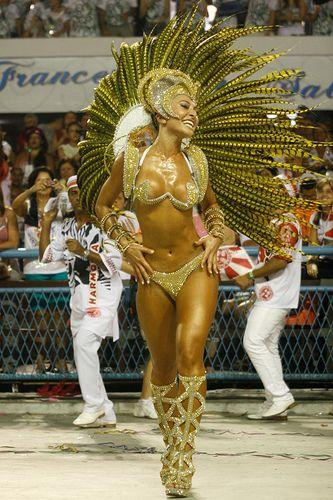 Carnaval, Rio de Janeiro, Brazil, 2012.