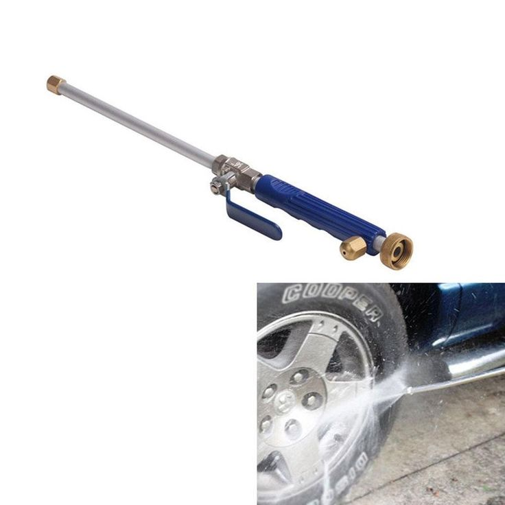 New Arrivals High Pressure Washer Wand Power Washer Hose Nozzle Spray for Car/Pet/Garden/Outdoor Window Washing Cleaning