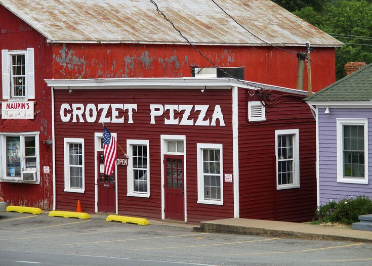 Crozet Pizza | Crozet Pizza has been a landmark in downtown … | Flickr