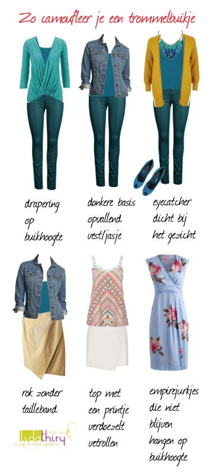 Zo camoufleer je een trommelbuikje |www.lidathiry.nl| voor tips lees mijn blog #trommelbuikje #tummy #kledingtip
