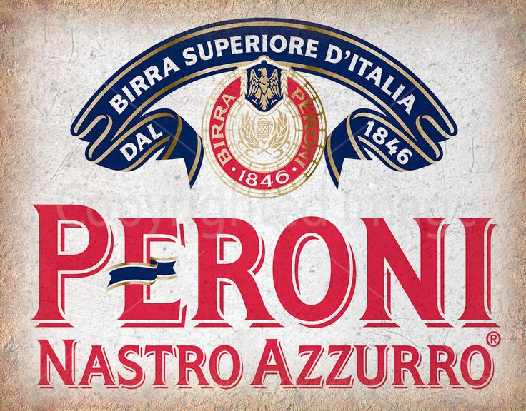#Peroni beer  vintage advertising #metal sign tin poster #plaque pub bar kitchen,  View more on the LINK: 	http://www.zeppy.io/product/gb/2/222013412784/