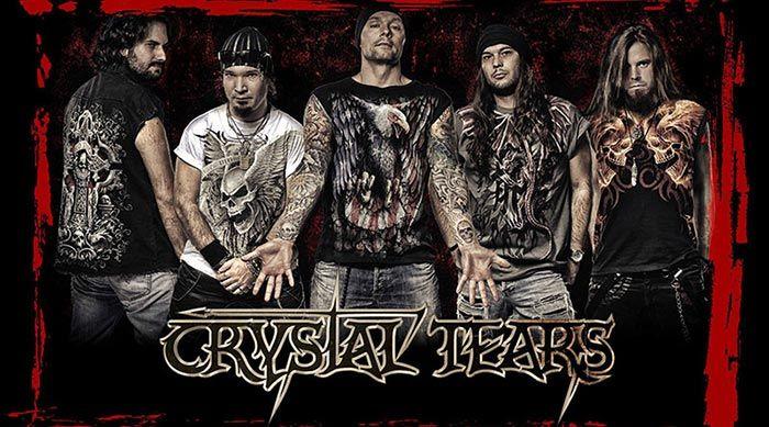 CRYSTAL TEARS - Κυκλοφόρησαν video για τους fan του 'Game of Thrones'  #metal #video #new_video #fan #game_of_thrones #judas_priest