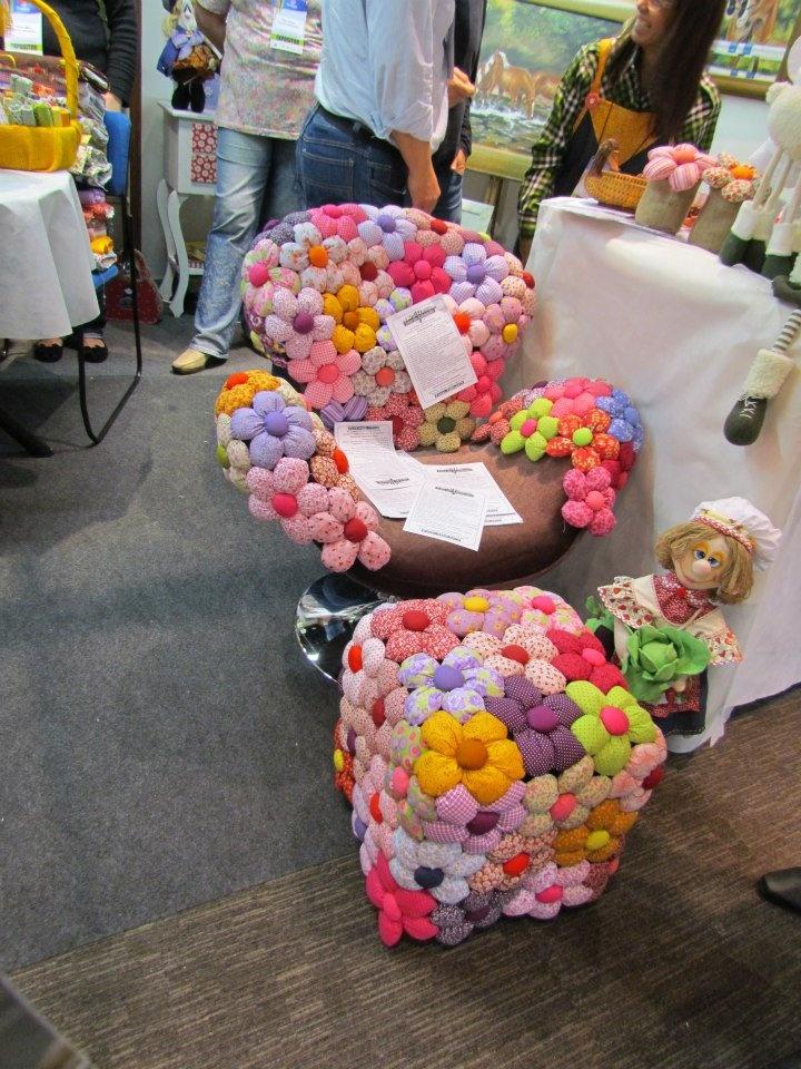 FELTRO FLORES / Felt Flowers