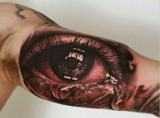 35 Crazy and Unique Tattoo Ideas For Men and Women
