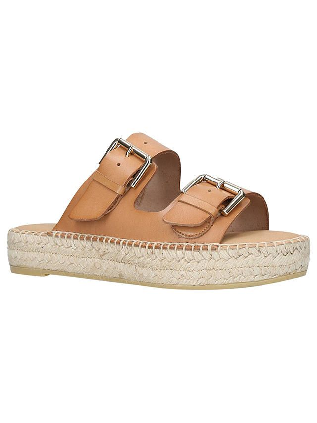 9875aaa29e5 Carvela Klever Sandals, Tan Leather in 2019 | 2019 | Sandals ...