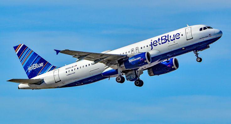 "https://flic.kr/p/SubsGH   N585JB JetBlue Airways 2004 Airbus A320-232 - cn 2159  ""I Got Blue Babe""   Las Vegas - McCarran International Airport (LAS / KLAS) USA - Nevada March 24, 2017 Photo: Tomás Del Coro"