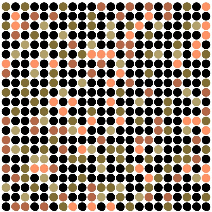 Color pattern | Circle