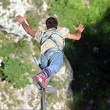 Saut Élastique Verdon PACA 04 - Sport Découverte - www.sport-decouverte.com
