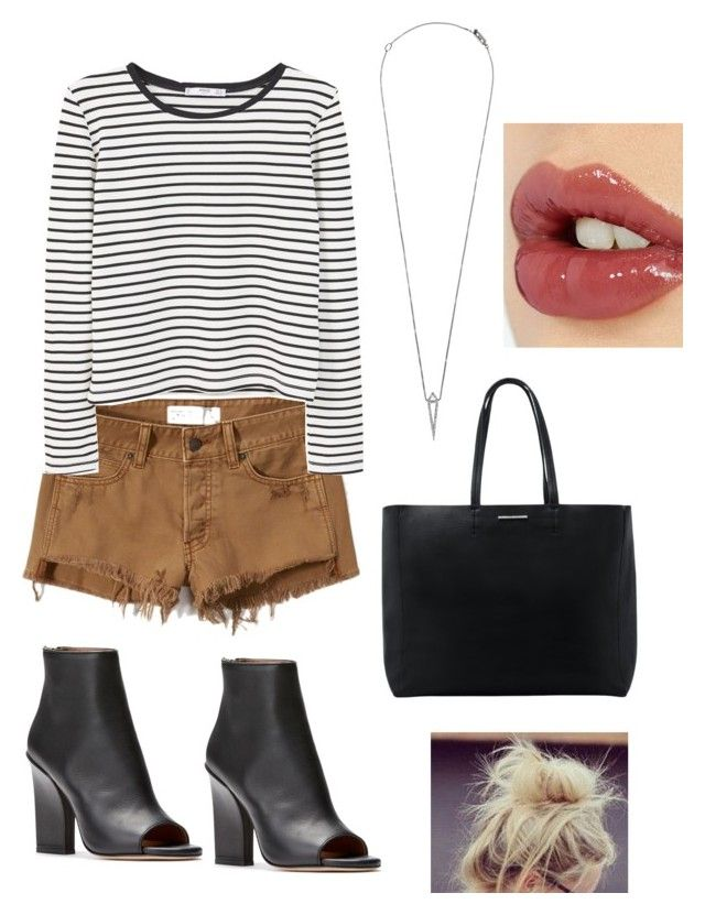 Untitled #3590 by deavlyn on Polyvore featuring polyvore, fashion, style,  MANGO,