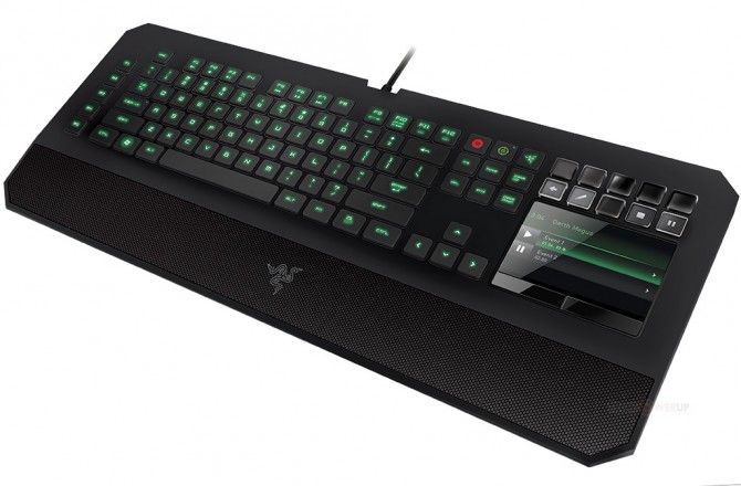Razer DeathStalker - The World's Smartest Keyboard