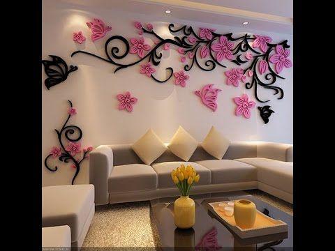 (46) Декоративная отделка стен своими руками. Просто, быстро, красиво! Фактурная шпаклевка.Brigada1.lv - YouTube