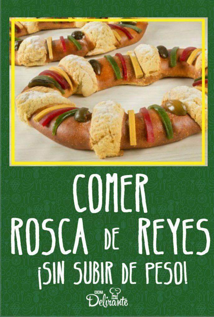 Pin En Receta De Rosca O Roscón De Reyes