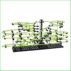 Space Rail Level 3 Glow in the Dark Green Ant Toys http://www.greenanttoys.com.au/shop-online/construction-toys/spacerail-spacewarp/spacerail-level-3-glow-in-the-dark/