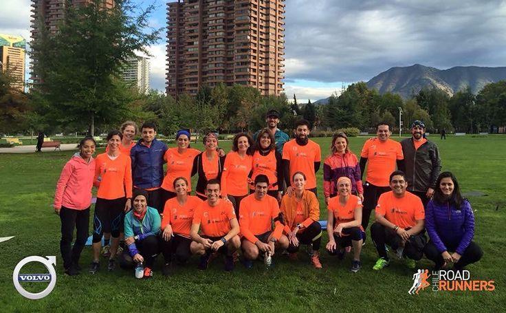 Preparándonos para objetivos del segundo semestre: Maratón Berlín Viña del Mar Buenos Aires Chicago y New York