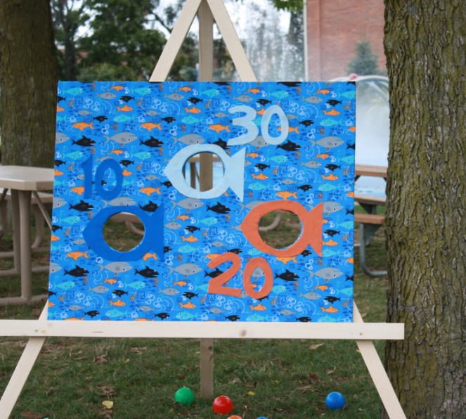 What a fun game to have at your party and to make in any theme