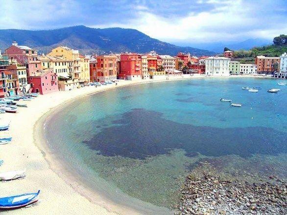 Sestri Levante , Liguria, Italy