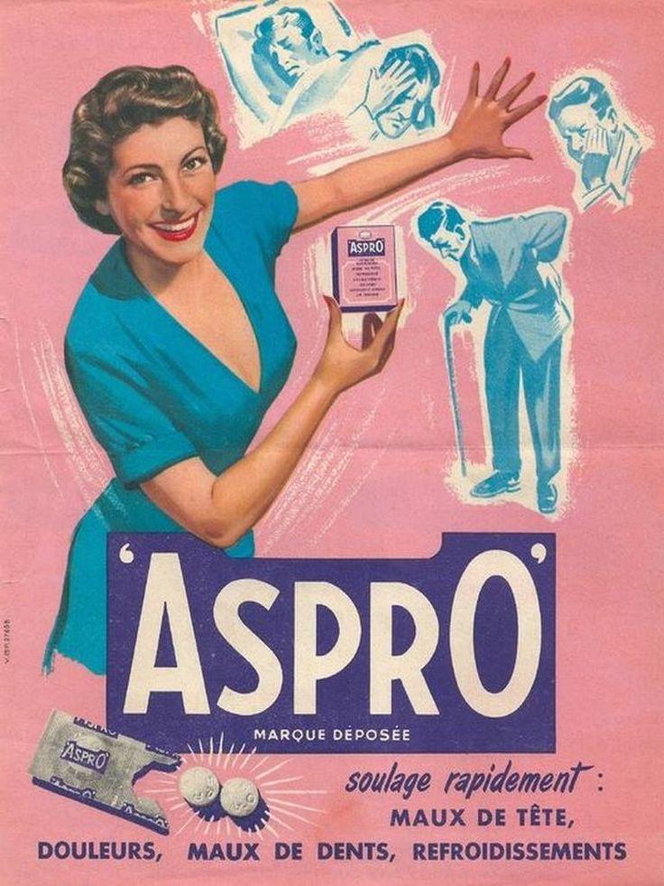 Aspro - 1950's -