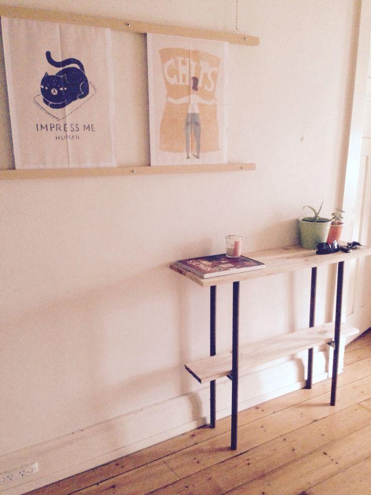 Simple minimalist sideboard built by Bryce Eldredge @ Bennett st Collective   Help us do what we love.   Contact: eldbw001@mymail.unisa.edu.au