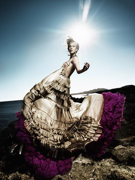 #haute #couture #gown