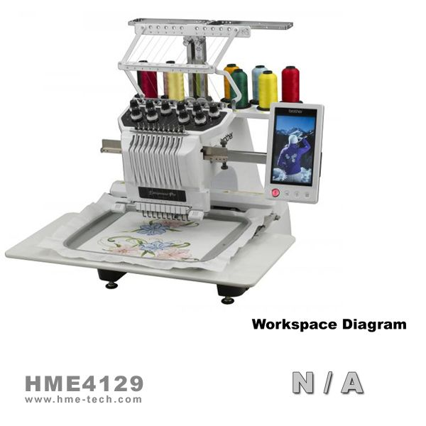 HME4129 - Embroidery Machine - Brother PR-650