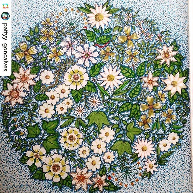 58 Best J B Mandala Blumen Images On Pinterest