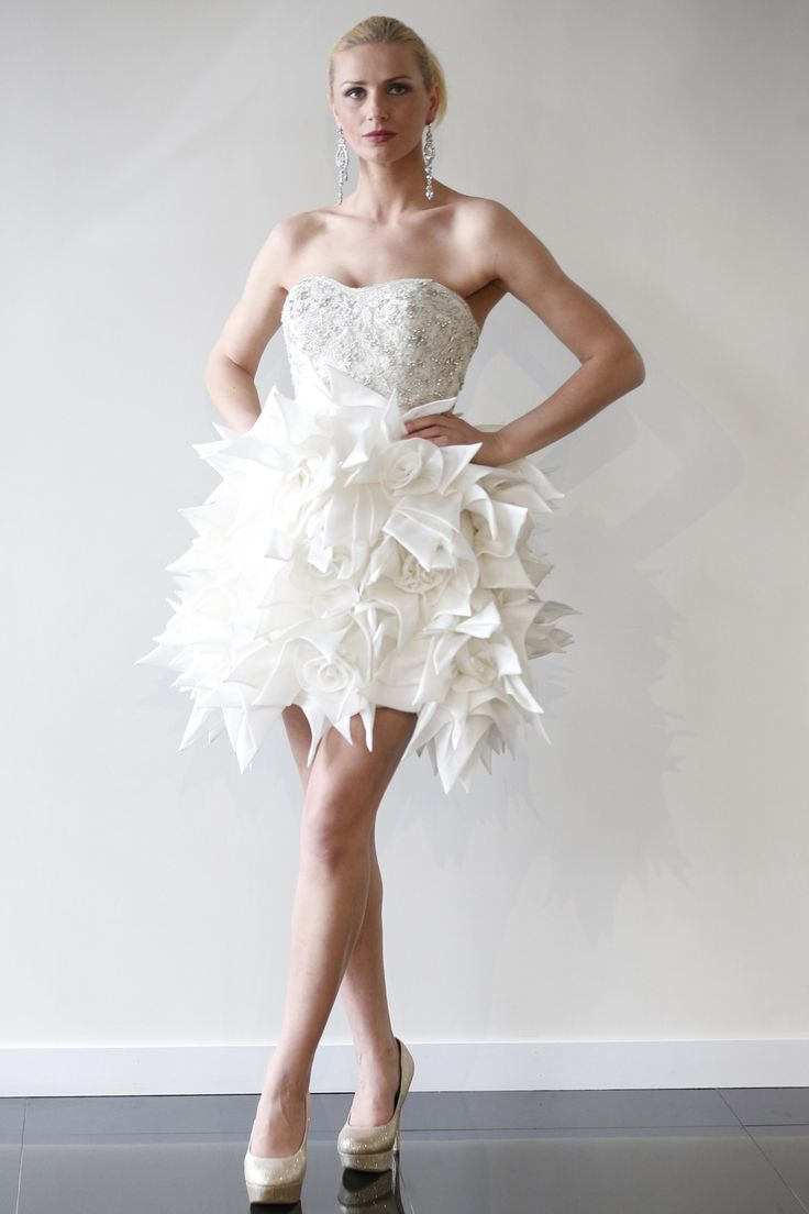 Best Designer Wedding Vera Not Really Into Short But I Adore This Its Too Cute