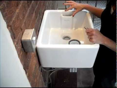 Claire from http://www.sinks.co.uk demonstrates how to fit a Stainer Waste to a Belfast Sink with Weir Overflow. All in just…