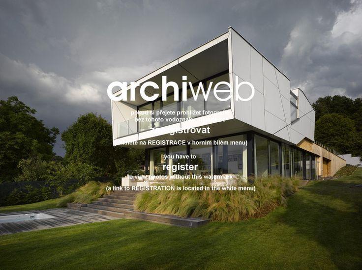 archiweb.cz - Rodinný dům v Petrově