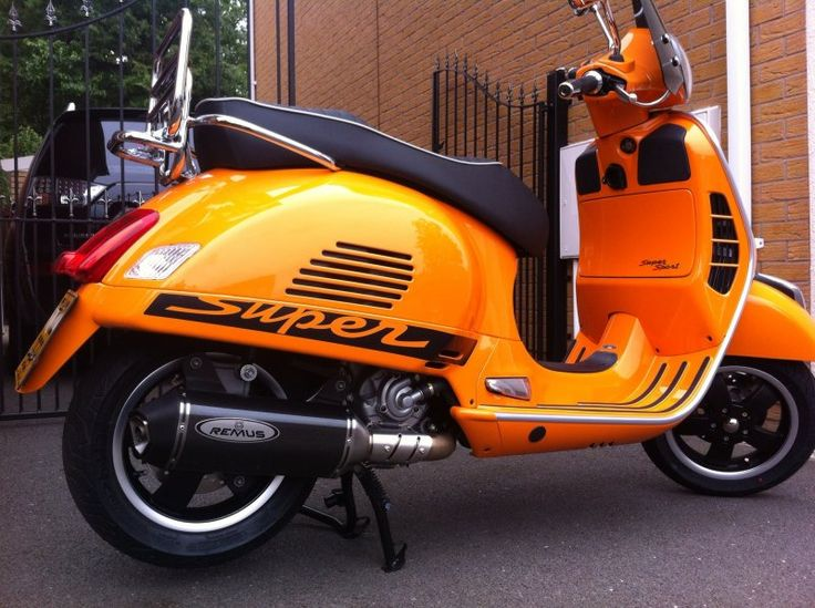 Vespa Touch Up Paint | Scooter Shack Scooter Forum