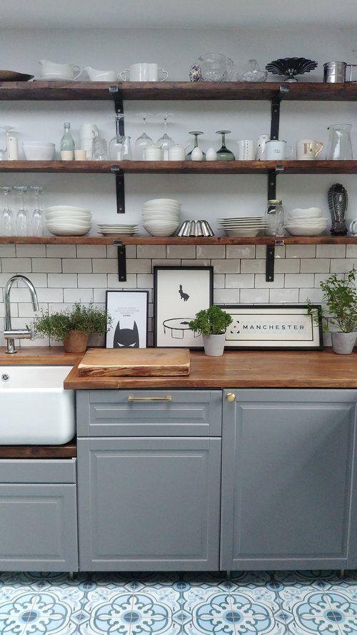 Pin Von Anne Balke Auf Schwedenhaus In 2019 Küchenschrank
